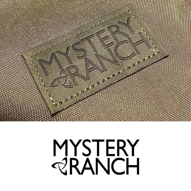 Granitbiten Varumärke Mystery Ranch