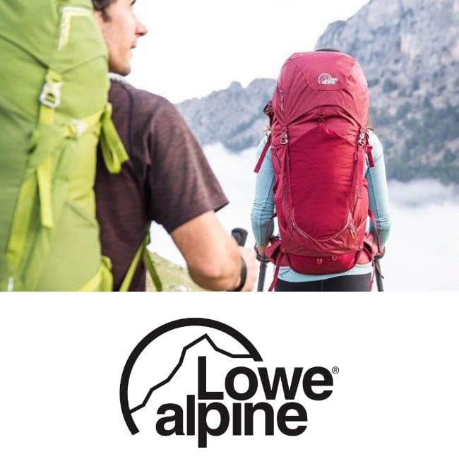 Granitbiten Lowe Alpine